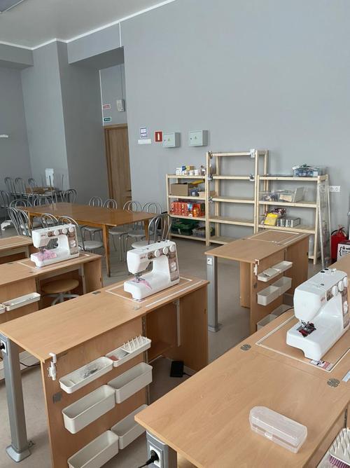 Открытие трудовых мастерских для предпрофессиональной ориентации подопечных фонда